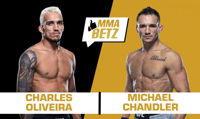 UFC 262: Charles Oliveira vs Michael Chandler