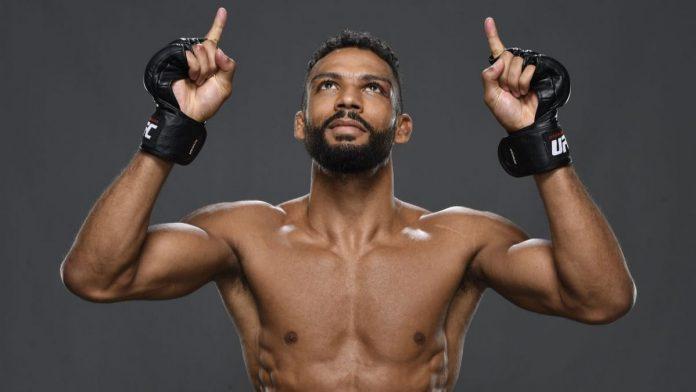 UFC Edson Barboza