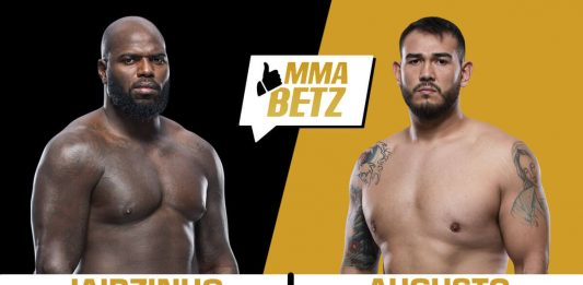 UFC Vegas 28, Jairzinho Rozenstruik vs Augusto Sakai