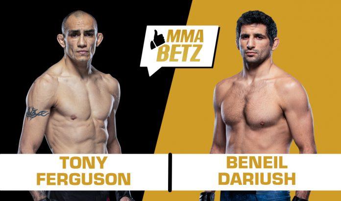 UFC 262: Tony Ferguson vs Beneil Dariush