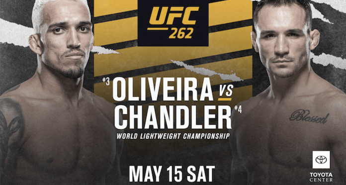 UFC 262 results