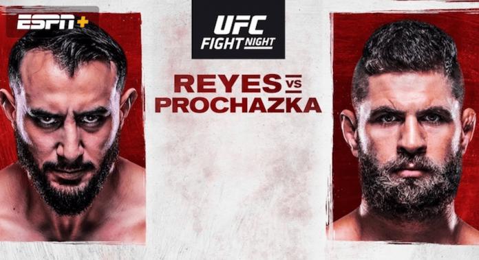 UFC Vegas 25 results