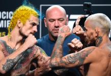 UFC 252, Sean O'Malley, Marlon Vera