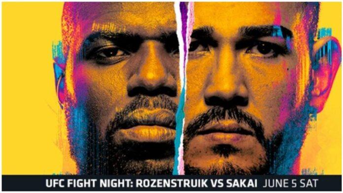 UFC Vegas 28 results