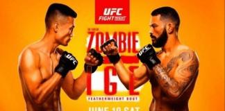 UFC Vegas 29 results