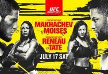 UFC Vegas 31 results