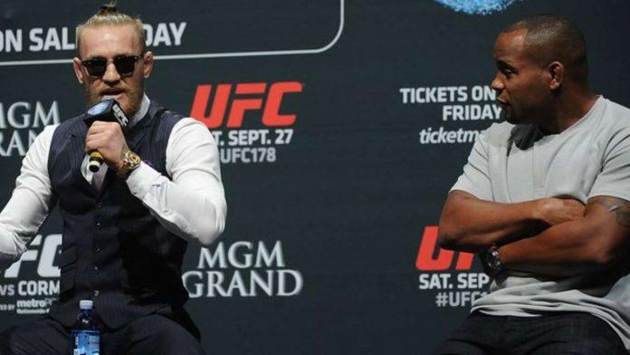 Conor McGregor, Daniel Cormier, UFC