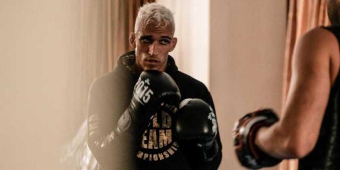 Charles Oliveira, UFC