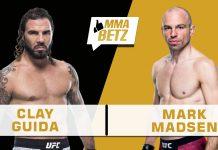 Clay-Guida,-Mark-Madsen,-UFC-Vegas-34,-UFC