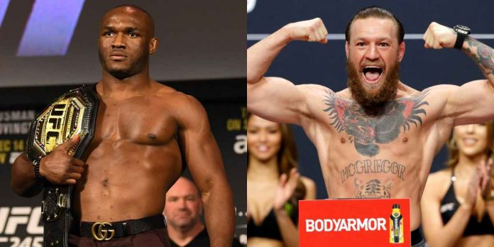 Daniel Cormier, Kamaru Usman, Conor McGregor, UFC