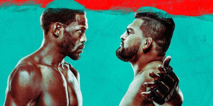 UFC Vegas 34, Jared Cannonier, Kelvin Gastelum, UFC