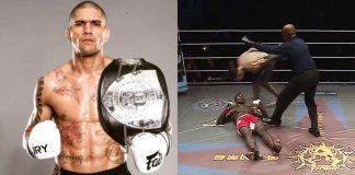 Alex Pereira, Israel Adesanya, UFC