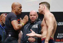 Michael Bisping, Anderson Silva, UFC