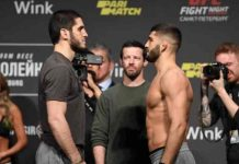 Arman Tsarukyan, Islam Makhachev, UFC