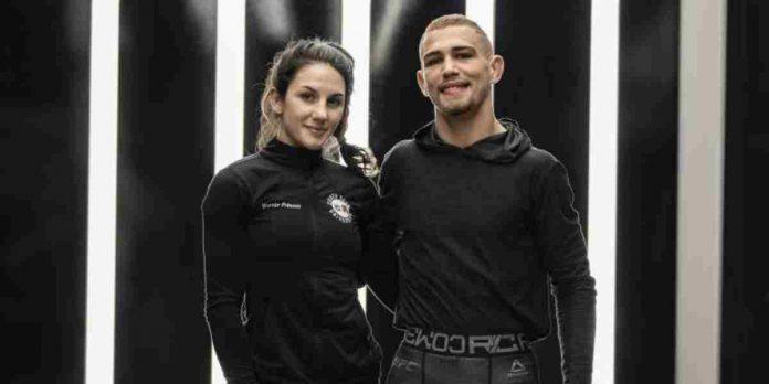 Cheyanne Buys, JP Buys, UFC