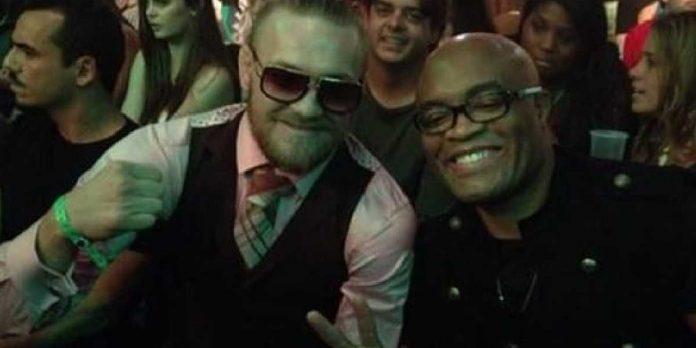 Conor McGregor, Anderson Silva, UFC