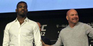 Jon Jones, Dana White, UFC