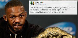 Jon Jones, UFC