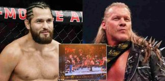 Jorge Masvidal, Chris Jericho, UFC (1)