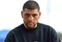 Nick Diaz, UFC
