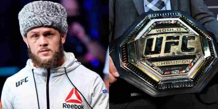 Rafael Fiziev, UFC