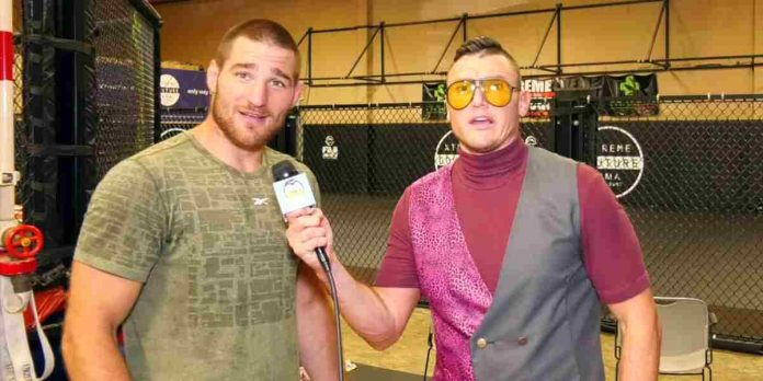 Sean Strickland, The Schmo, UFC (1)