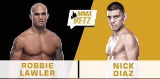 UFC-266,-Robbie-Lawler,-Nick-Diaz