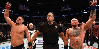 UFC, Conor McGregor, Nate Diaz