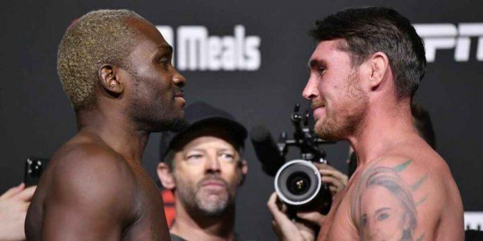 UFC Vegas 36, Derek Brunson, Darren Till (1)