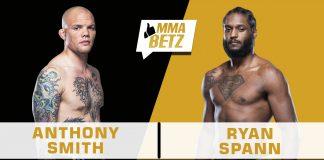 UFC-Vegas-37,-Anthony-Smith,-Ryan-Spann