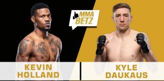 UFC-Vegas-38,-Kevin-Holland,-Kyle-Daukaus