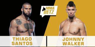 UFC-Vegas-38,-Thiago-Santos,-Johnny-Walker