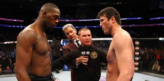 Jon Jones, Chael Sonnen, UFC