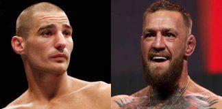 Sean Strickland, Conor McGregor, UFC