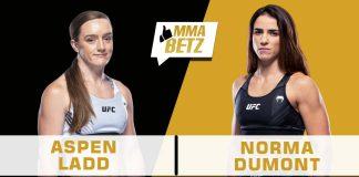 UFC-vegas-40-aspen-ladd-norma-dumont